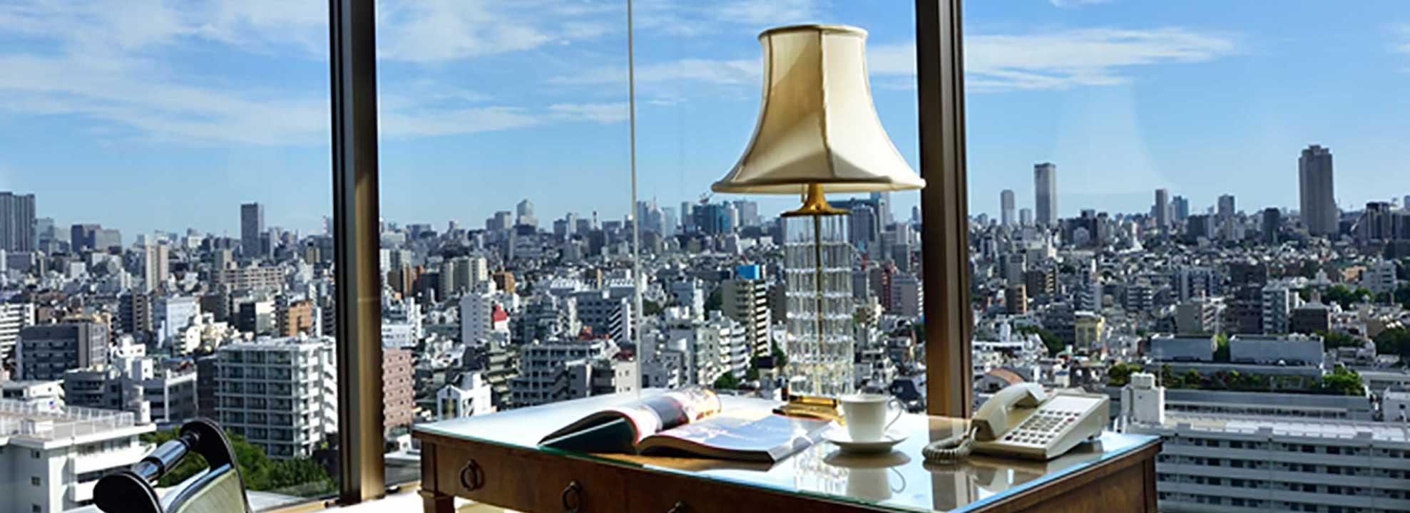 Hotel Chinzanso , Tokyo / Japan