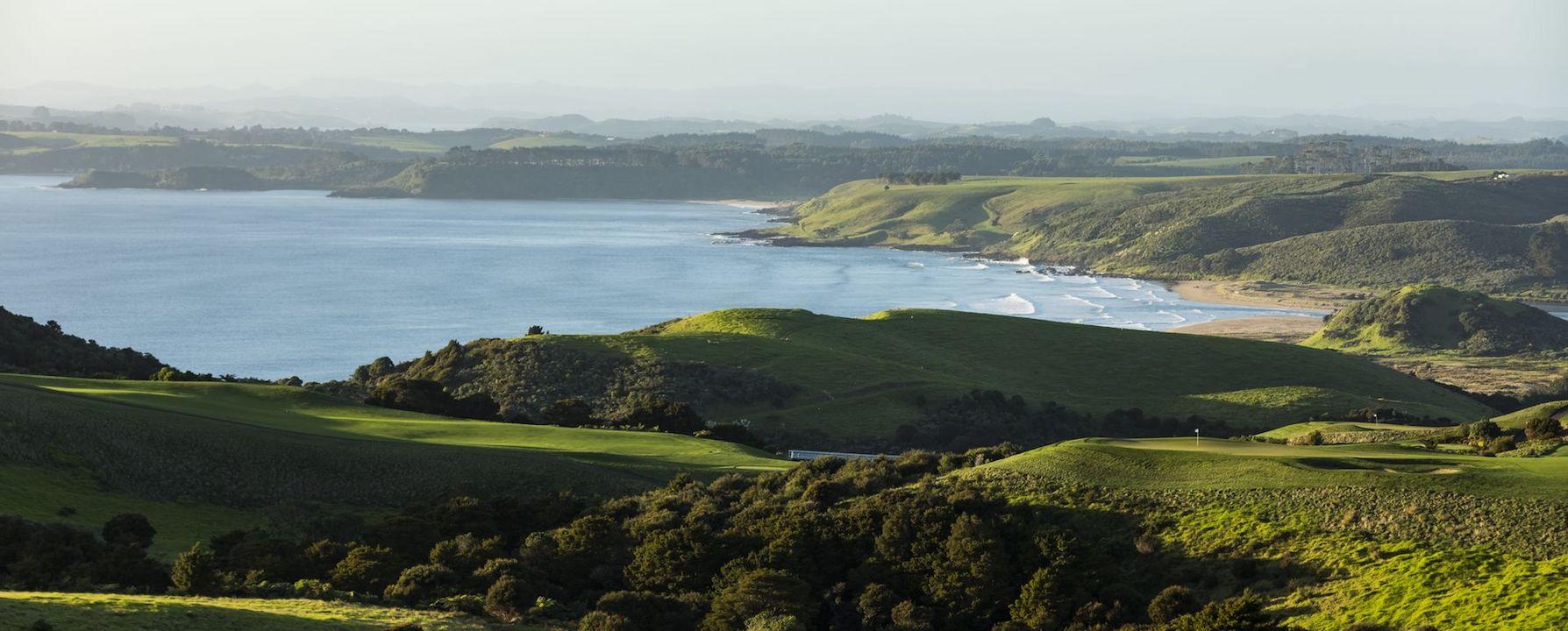 Robertson luxurious Lodges Kauri Cliffs , Matauri Bay Northland / New Zealand