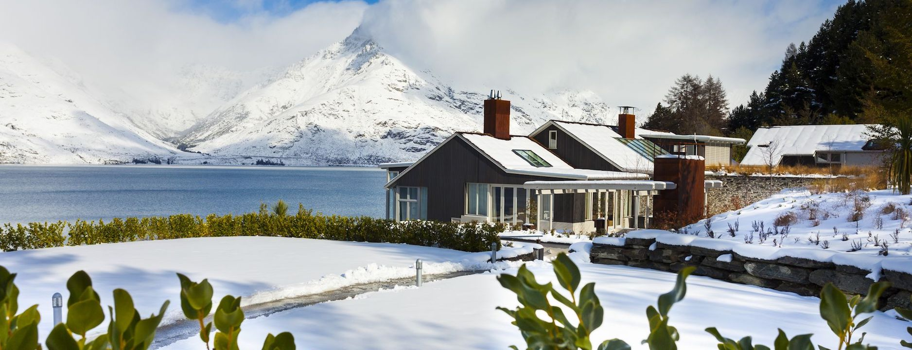 Robertson luxurious Lodges Matakauri Lodge , Queenstown / New Zealand