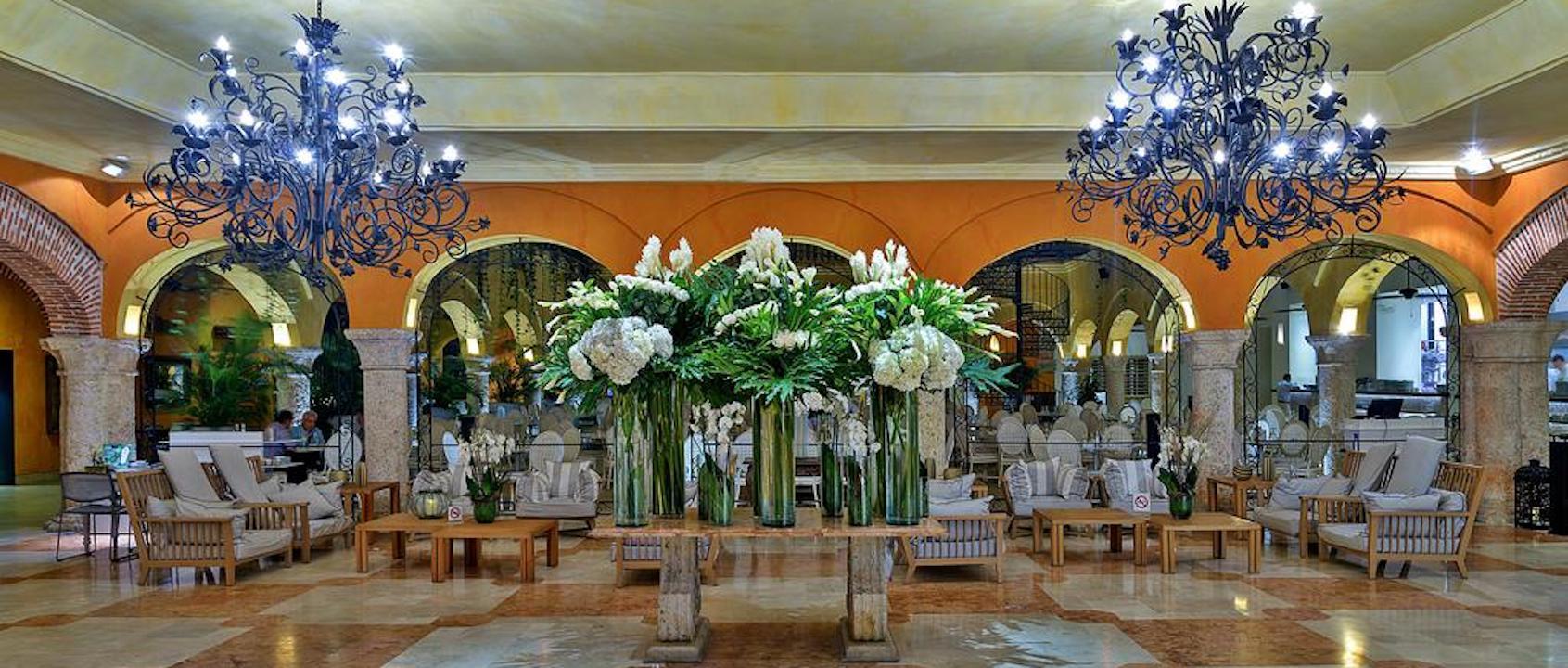 Hotel Charleston Santa Teresa , Cartagena / Colombia