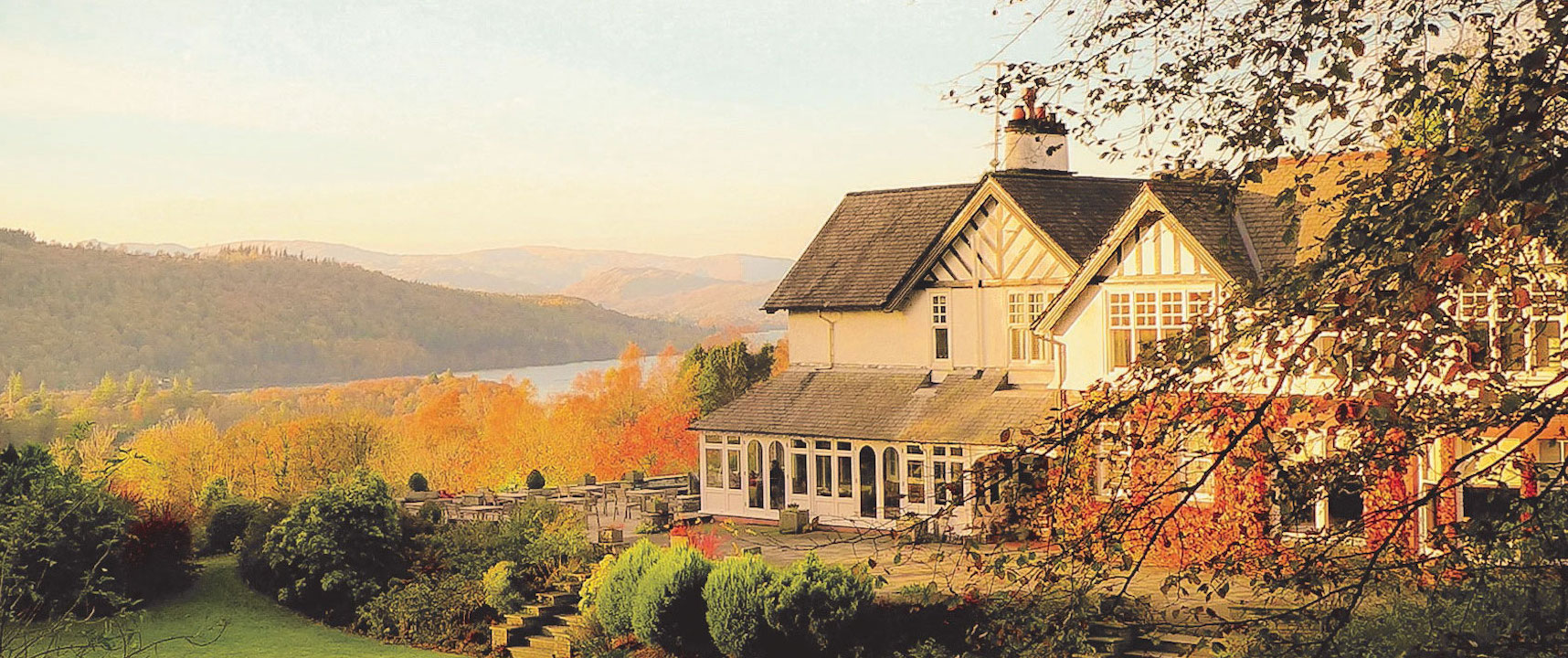 Linthwaite House a tophill hide way , Bowness-on-Windermere / Wales , England
