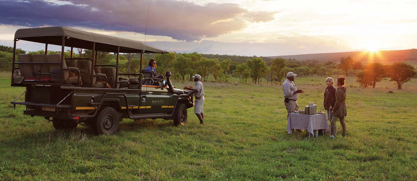 Matetsi River Lodge, Matetsi Private Game Reserve,  Victoria Falls / Zimbabwe