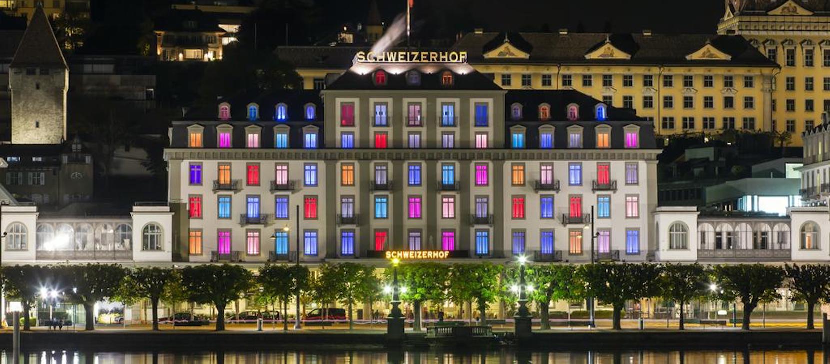 Hotel Schweizerhof Lucerne / Switzerland