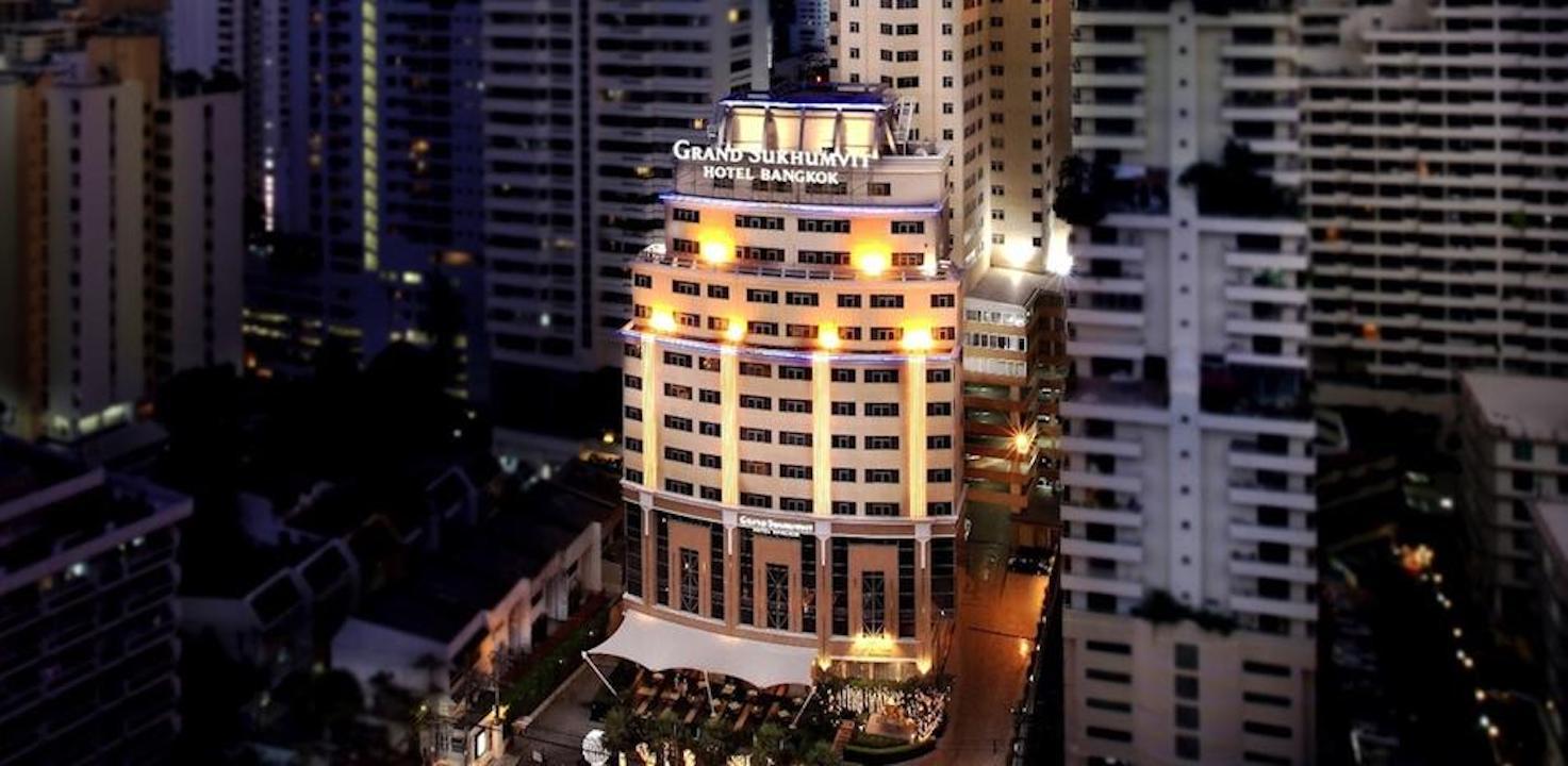Grand Sukhumvit Hotel ***** , Bangkok / Thailand