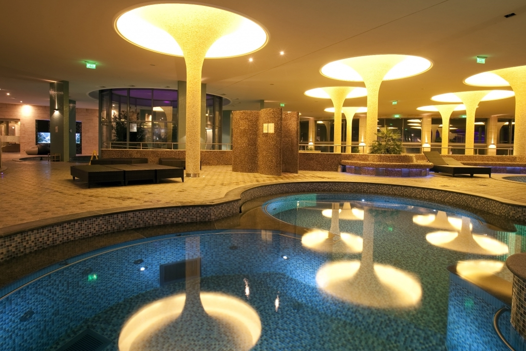 Spirit hotel thermal *****  Sarvar, Hungary