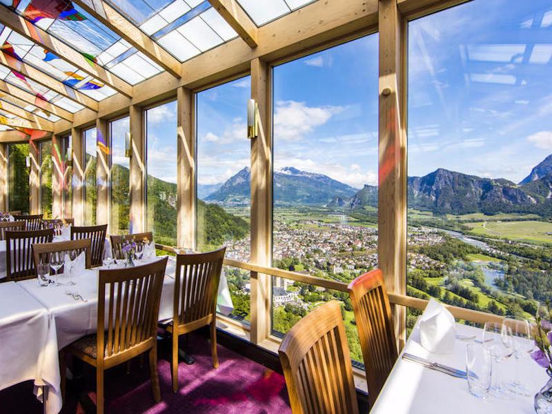 Picture of Restaurant Schloss Wartenstein