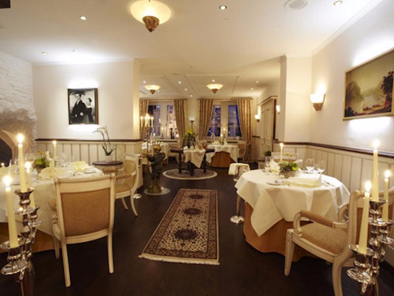Picture of Gourmet restaurant Silcher Stuben