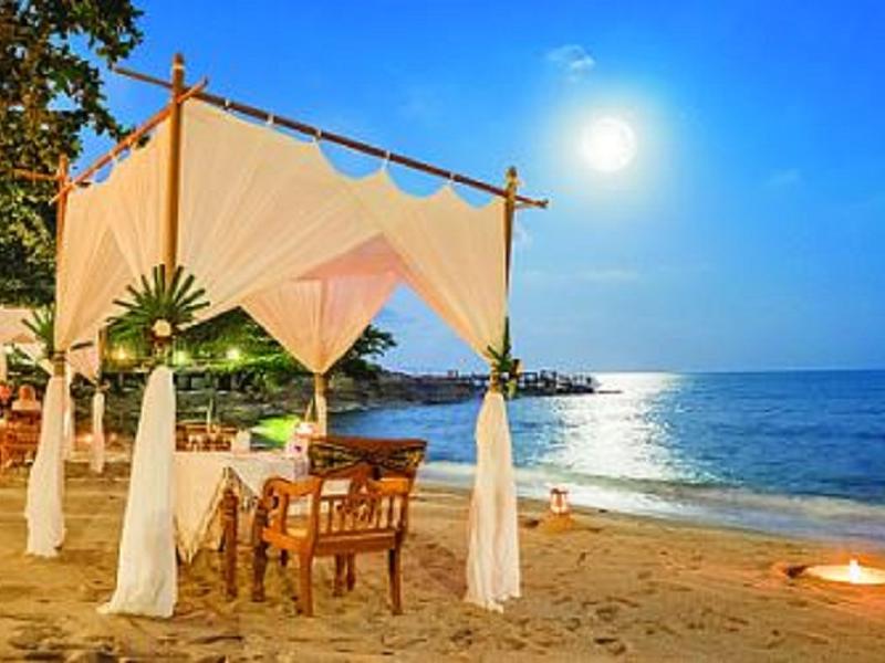 Picture of Phangan moonlight romantic dinner