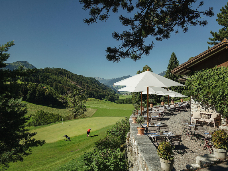 Picture of Alpine Golf Restaurant