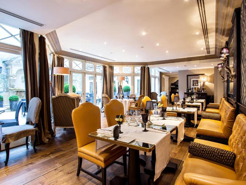 Picture of L'Assaggio Restaurant, a refined Italian restaurant in Paris