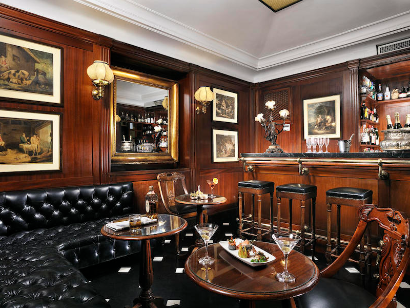 Picture of Bond Bar | Hotel d'Inghilterra
