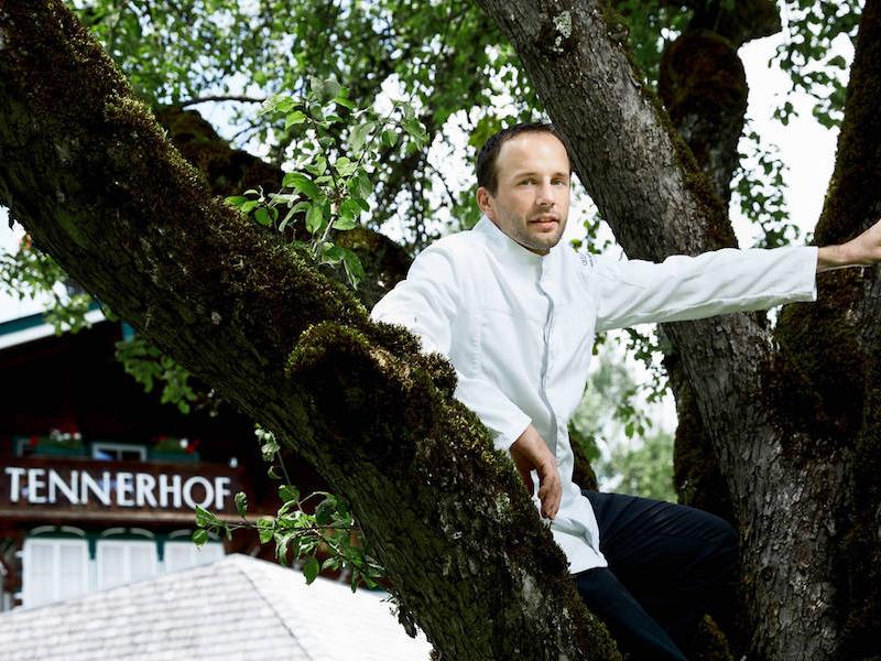 Picture of Chef de Cuisine Stefan Lenz