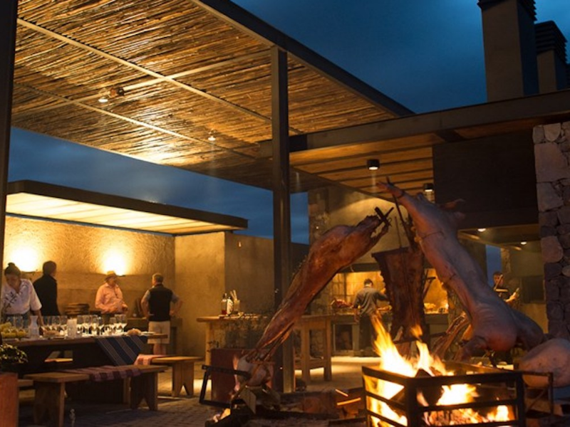 Picture of   gallery pin Francis Mallmann's Siete Fuegos