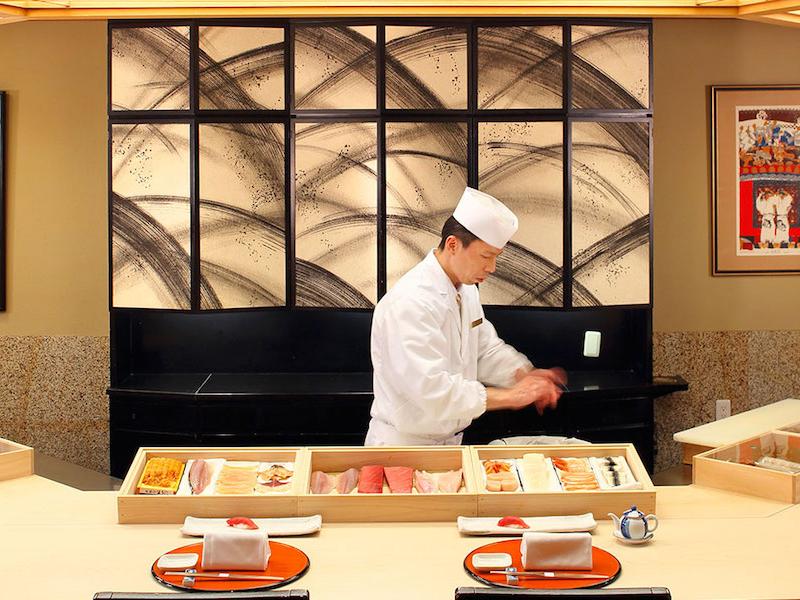 Picture of Miyuki / elegantly-served Japanese