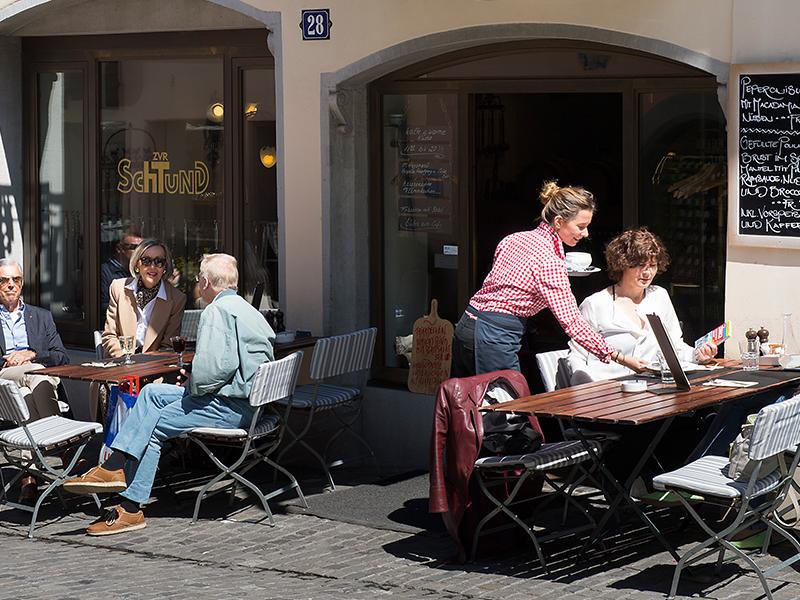 """Picture of """"Wirtschaft Zur Schtund"""" tavern"""