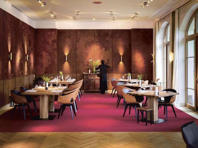 Picture of Summit fine dining restaurant