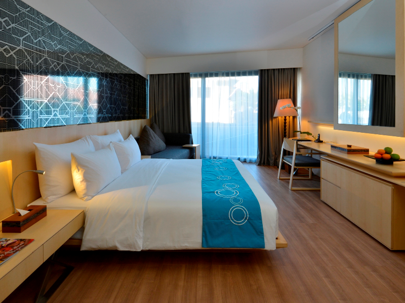 Picture of room Deluxe Jacuzzi Double or Twin with Breakfast