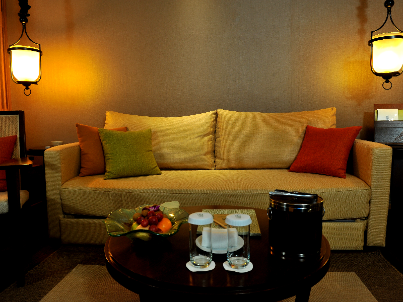 Picture of room CAHAYA SUITE