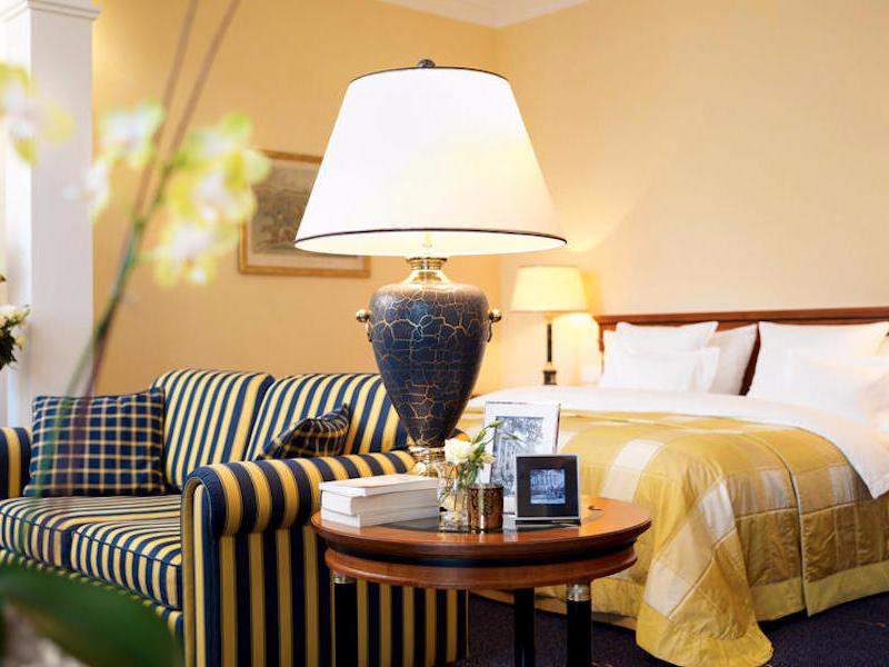 Picture of room Corner Junior Suite - single use