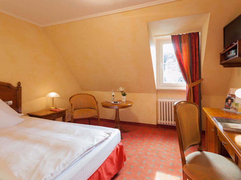 Picture of room Mansard Rooms - Single use