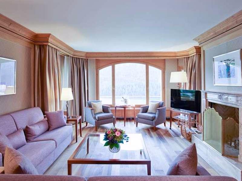Picture of room Rosatsch Suite