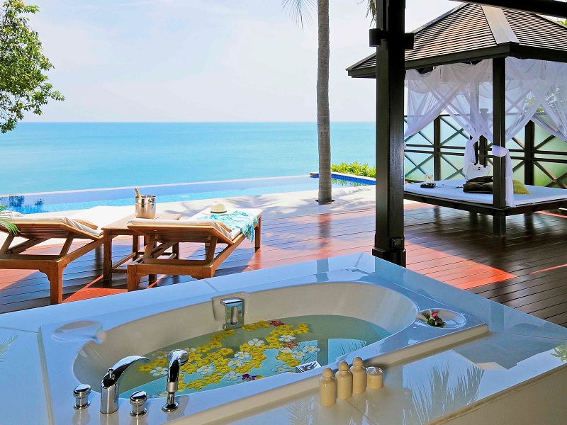 Picture of room Seafront Pool Villas