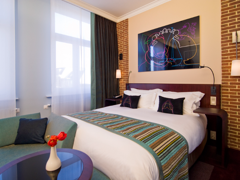 Picture of room Classic Room , Double bed - Garden or city view