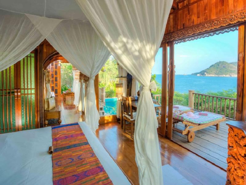 Picture of room Sea View Pool Villa PLUS