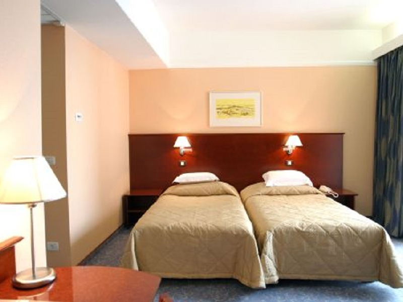 Picture of room  Double/Twin room sea view with balcony and half board service included