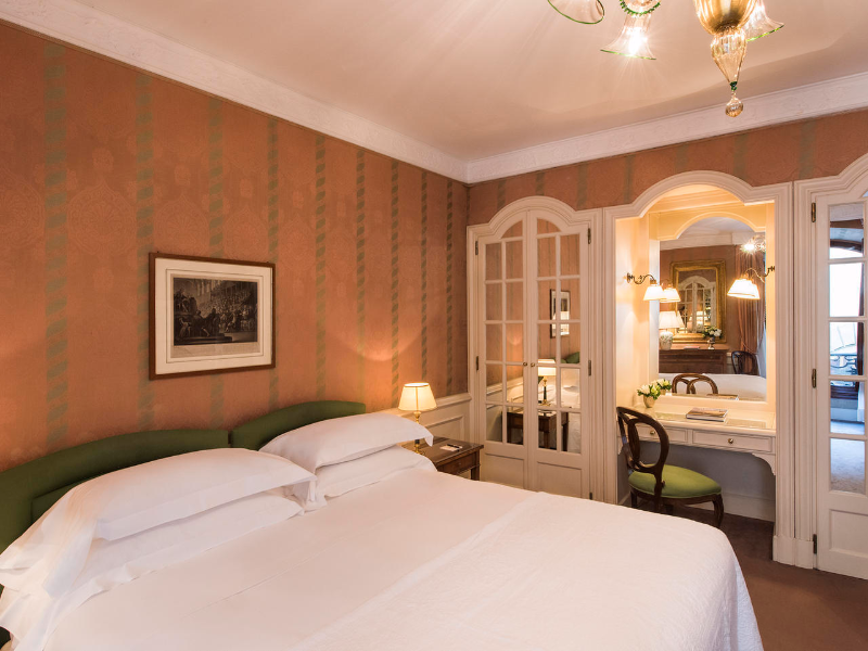 Picture of room Deluxe Rooms | Helvetia & Bristol