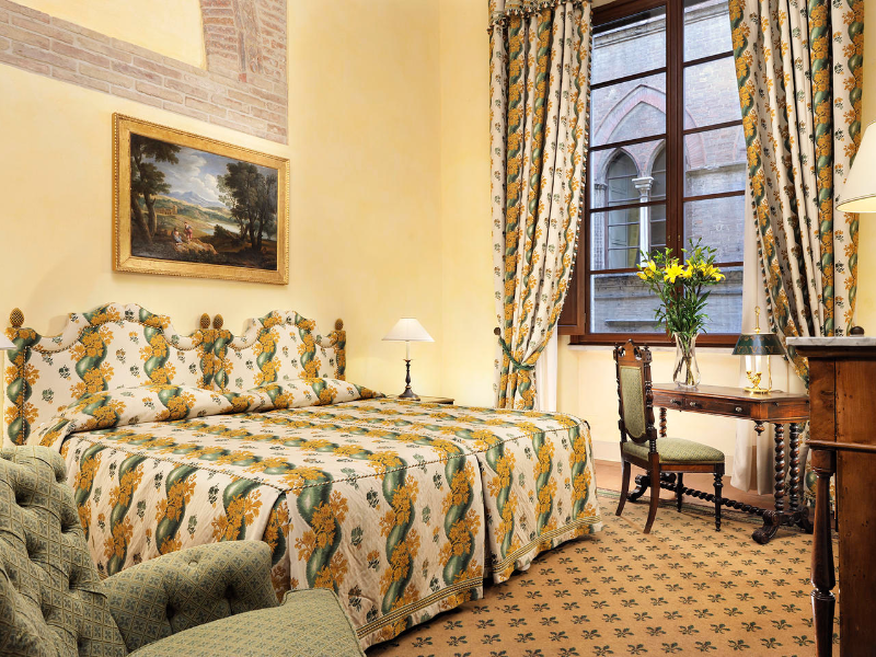 Picture of room Superior Rooms | Grand Hotel Continental