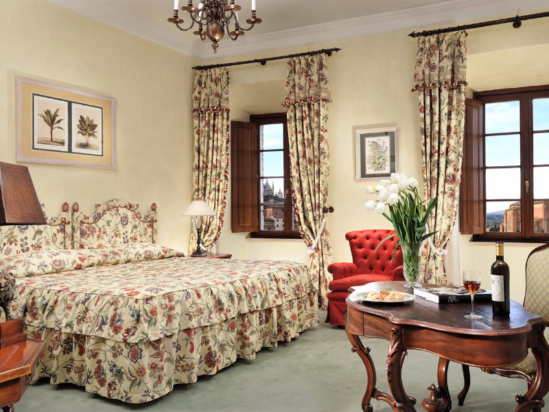 Picture of room Deluxe Rooms | Grand Hotel Continental