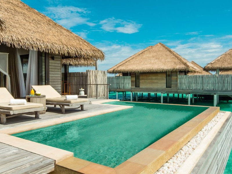 Picture of room Water Villas , Breakfast for two included
