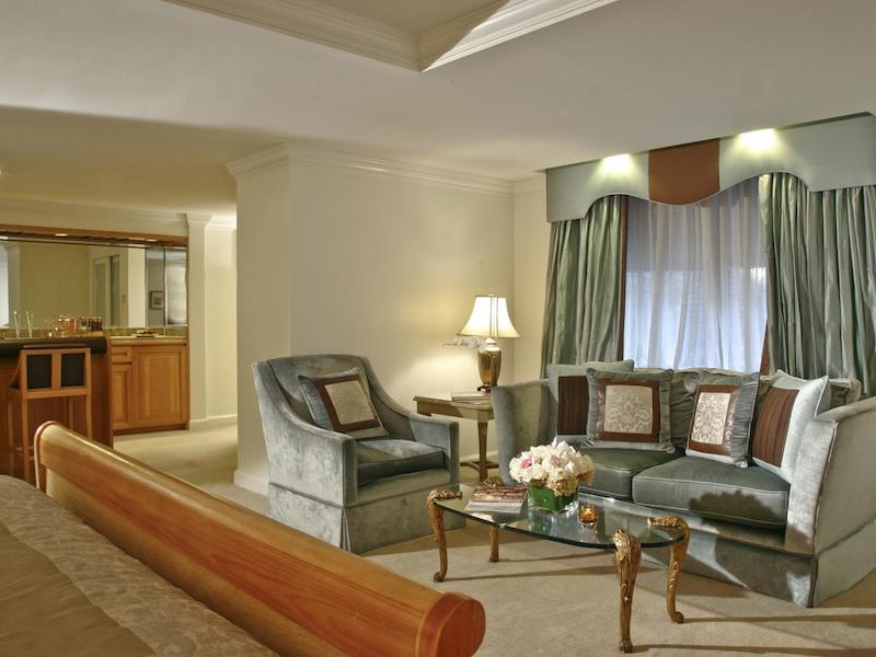 Picture of room Junior Suites | The Michelangelo , Breakfast fro two included