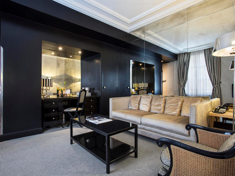 Picture of room Suite   Castille