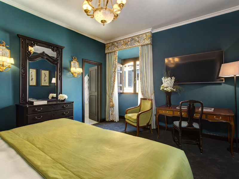 Picture of room Deluxe Rooms | Hotel d'Inghilterra