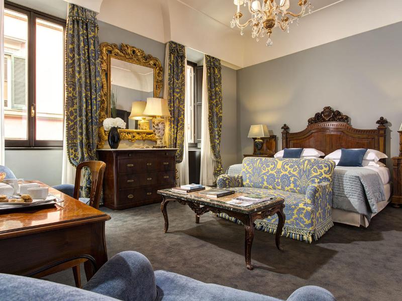Picture of room Deluxe Junior Suite | Hotel d'Inghilterra