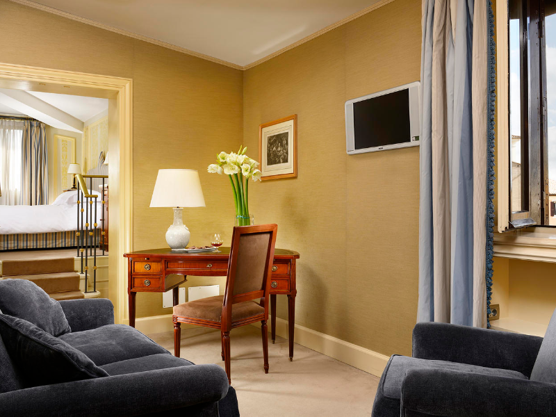 Picture of room Suite | Hotel d'Inghilterra