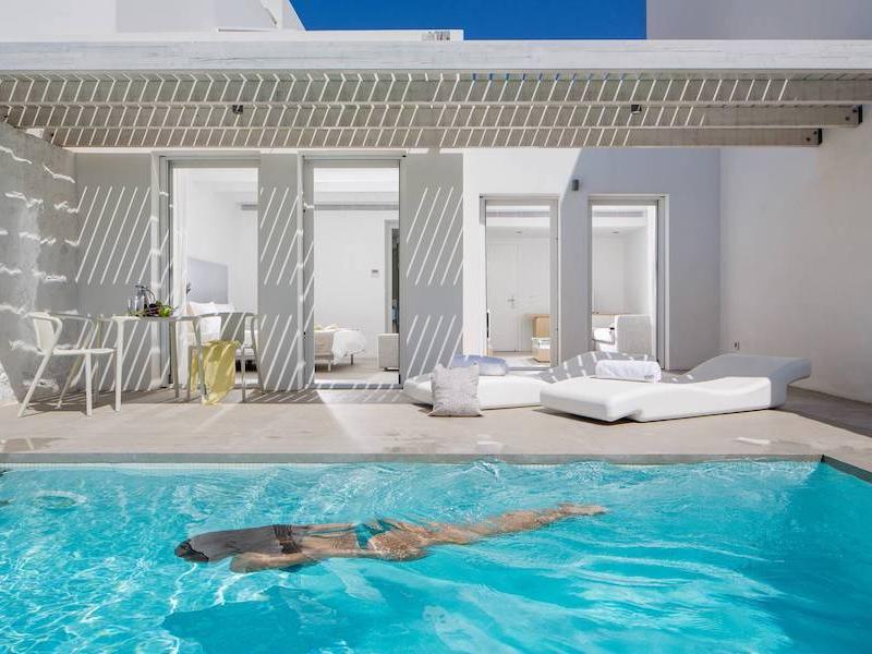 Picture of room  Pool Suite Unpretentious luxury