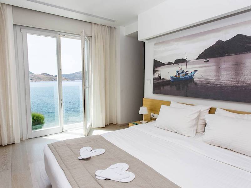 Picture of room  Aegean Suite Grikos' balcony