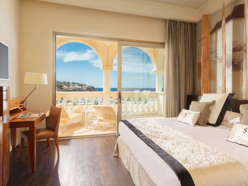 Picture of room  Double Deluxe Sea View