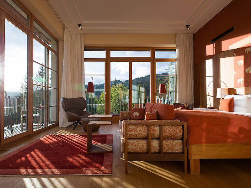 Picture of room Summit Suite Retreat / 126 sqm / Mountain view