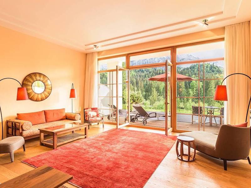 Picture of room Junior suites Retreat / 66 sqm / Mountain view