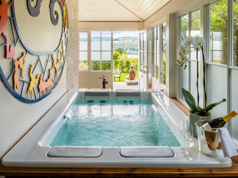Picture of room HOT TUB SUITE ( breakfast included )
