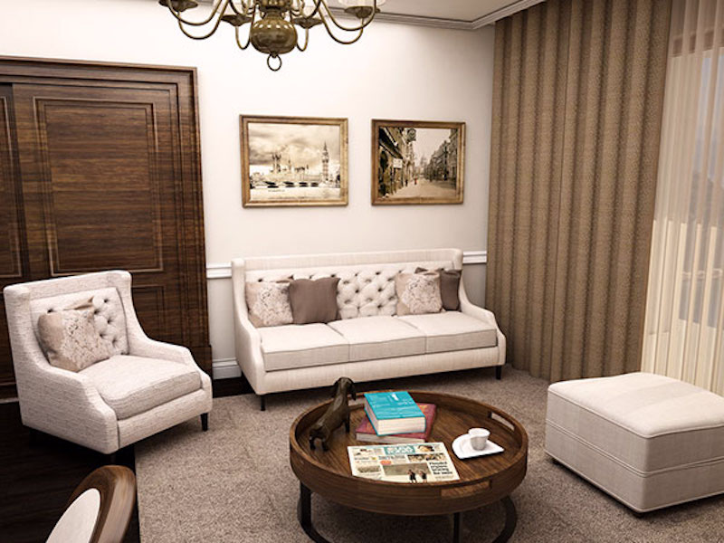 Picture of room Executive Studio