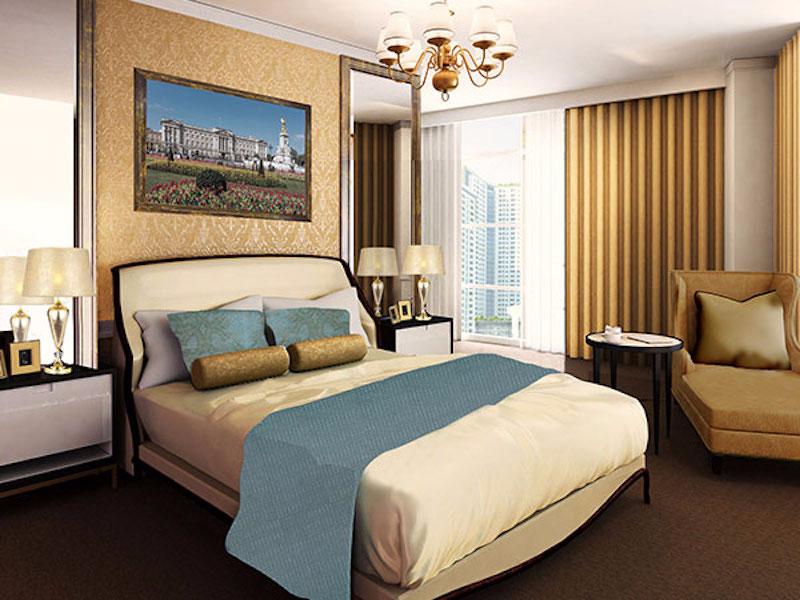 Picture of room Queen Elizabeth Suite