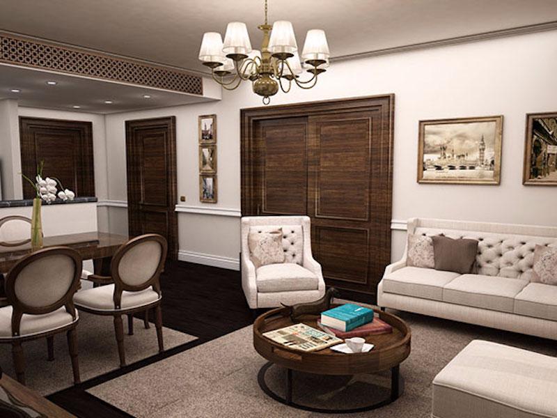 Picture of room Ambassador Suite