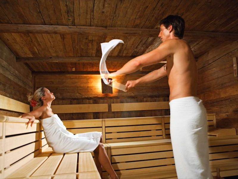 Picture of Finnish Sauna