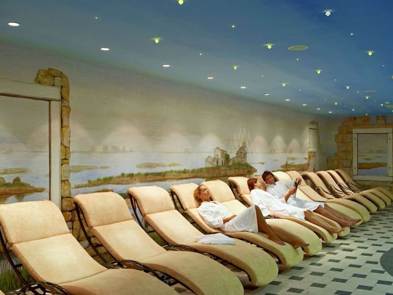 Picture of Relaxation Areas