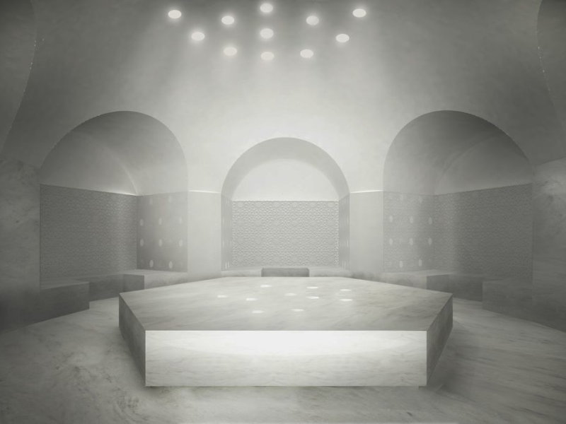 Picture of Byzantine Hammam